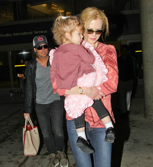 Nicole Kidman's Co-Star Gushes Over Her Parenting Skills