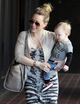 "Hilary Duff on Being Conflicted About Going Back to Work: ""What Am I Doing Away From My Baby?"""