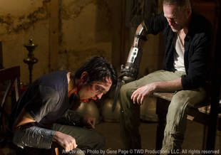 The Walking Dead Season 3 Spoilers: Can Merle Be Redeemed? What's Next For Dixons and Glenn?