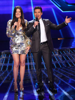 X Factor 2013: Executive Producers on Khloe Kardashian As Host