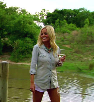Emily Maynard's Bachelor Fashion Blog: Which Girls Wowed Her in Montana?
