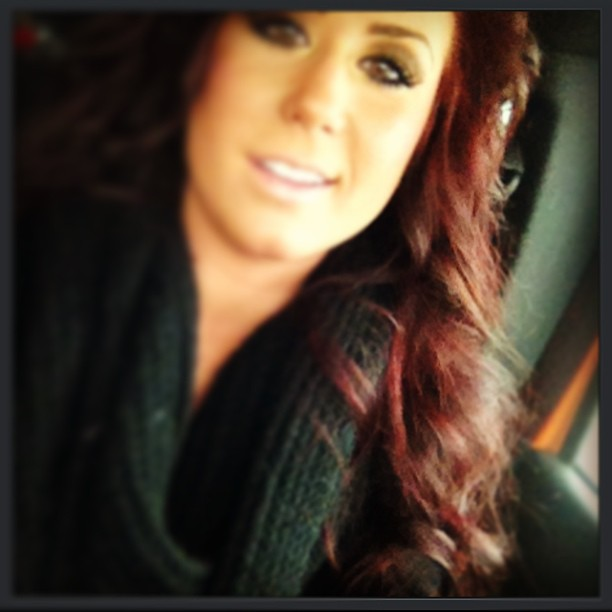 Teen Mom 2's Chelsea Houska Shows Off New Hair Color! (PHOTO)
