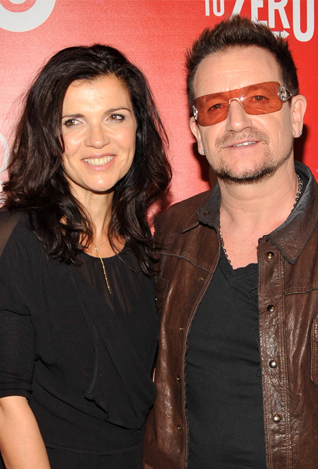 Bono's Wife Breaks Ribs in ATV Accident, Airlifted to Hospital