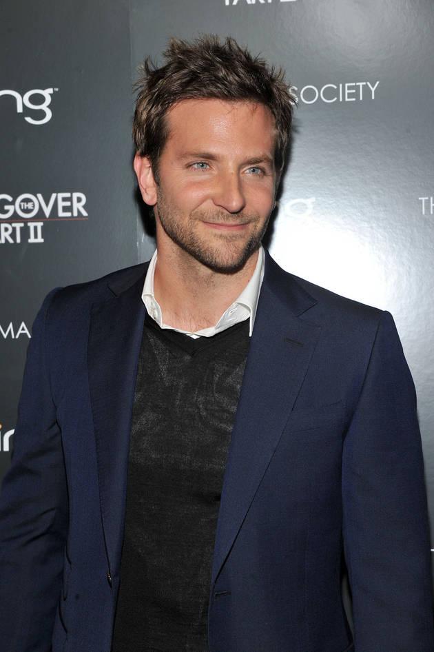 Bradley Cooper Addresses Foot Fetish Rumor