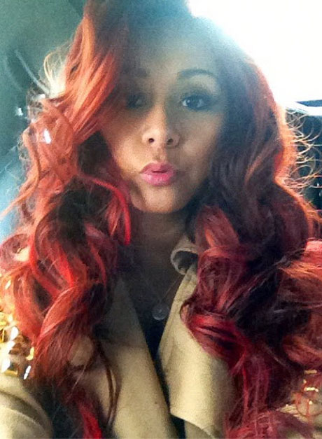 "Snooki Talks Experiencing ""Love at First Sight"" — And it Wasn't Jionni or Lorenzo!"