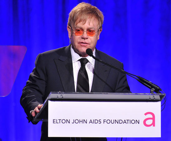 Elton John Is Getting Married… With Two Weddings!