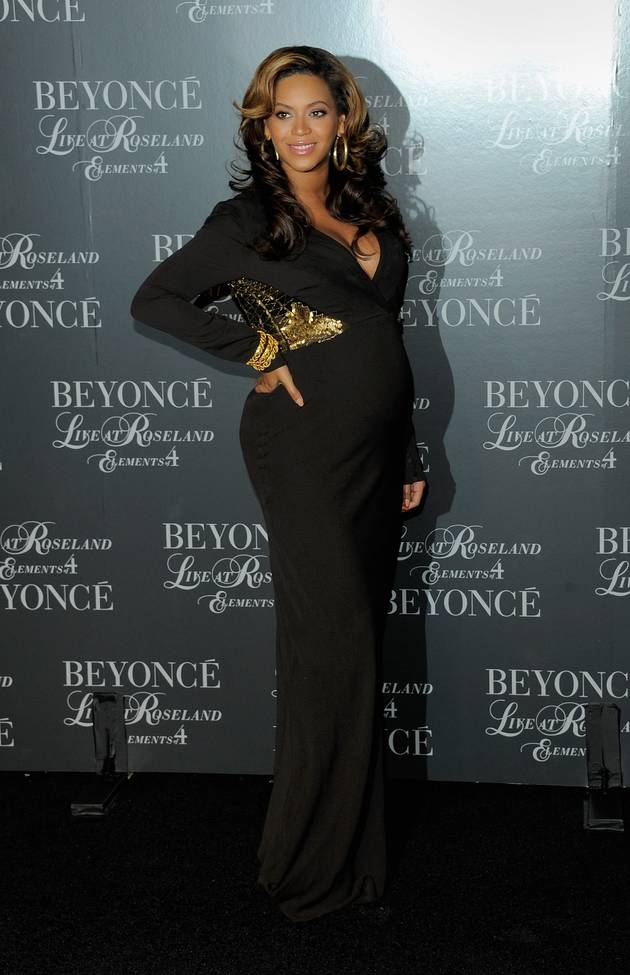 Beyonce: I Gained 57 Pounds While Pregnant