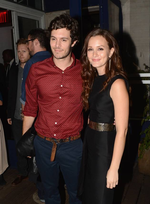 Leighton Meester and Adam Brody Are Dating!