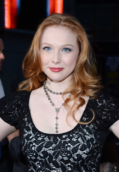 Is Molly Quinn Leaving Castle in Season 5?