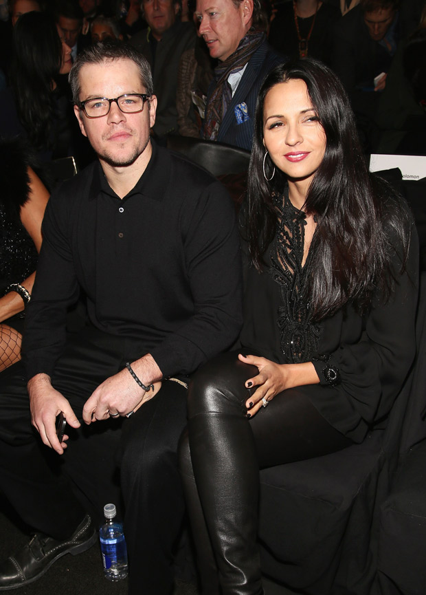 Matt Damon and Wife Secretly Planning Lavish Second Wedding!