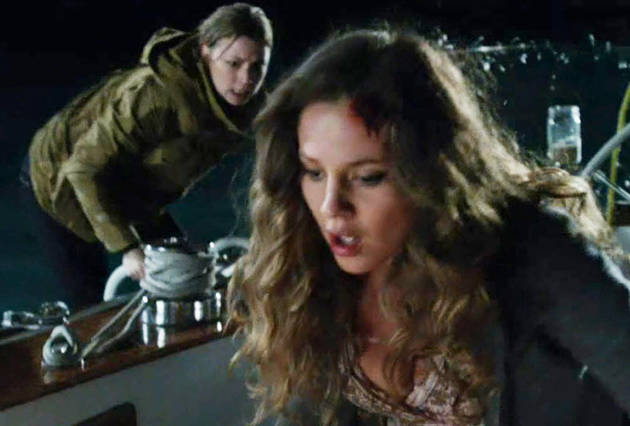 Revenge Season 2 Sneak Peek: There's a Bomb on The Amanda! (VIDEO)