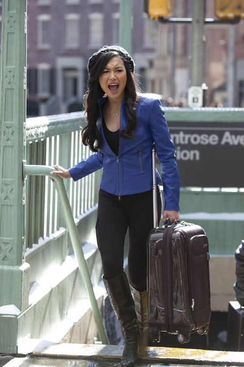 Glee Speculation: Will Santana Become a Prostitute in NYC??