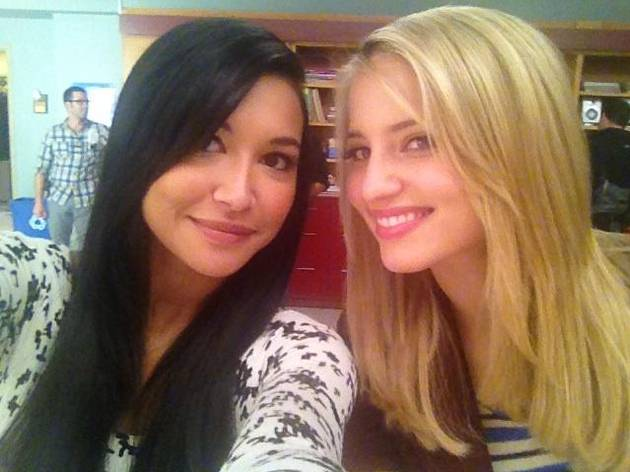 Glee Shock: Santana Has a New Girlfriend — Or Does She?