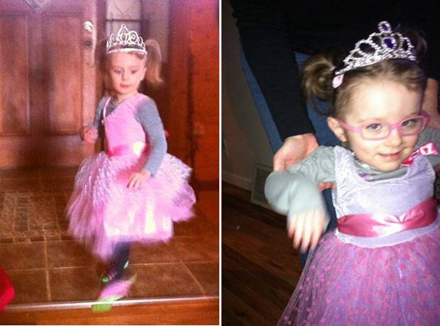 Teen Mom 2's Corey Simms Takes Daughters to Disney on Ice! (PHOTOS)