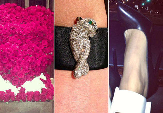 Which Kardashian Sister Got The Best Valentine's Day Gift?