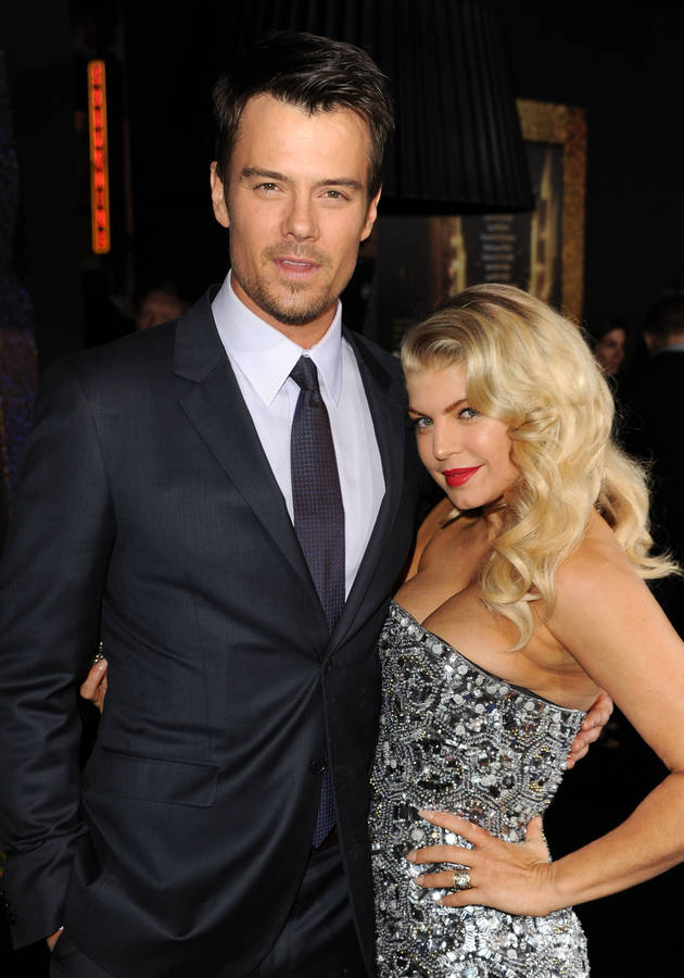 Fergie Is Pregnant — She and Josh Duhamel Expecting First Child!