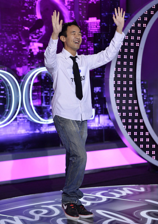 How Far Does Nate Tao Get on American Idol 2013