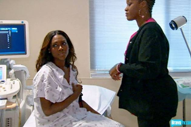 Kenya Moore Has a Cancer Scare: Recap of The Real Housewives of Atlanta Season 5, Episode 14