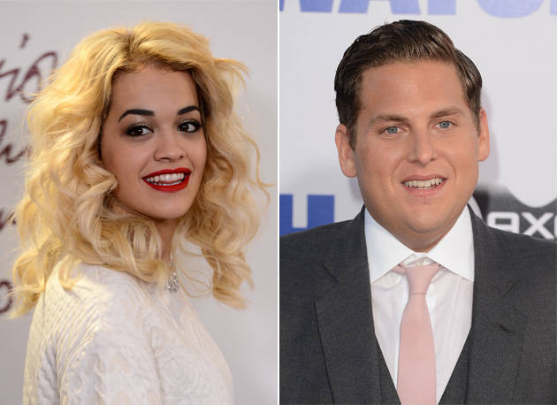 Rita Ora Cheated on Rob Kardashian With Actor Jonah Hill: Report