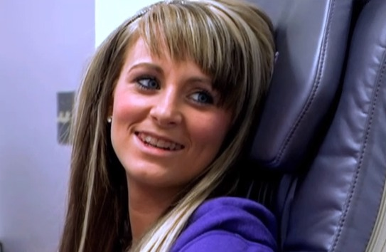 Leah Messer Laughs in the Face of Tabloid Reports About Her Baby