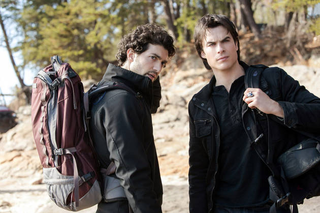 "Vampire Diaries Spoilers From Ian Somerhalder: ""Everyone's Out to Get One Another"""
