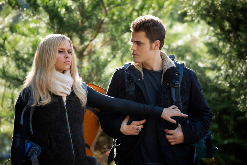 Vampire Diaries OMG Moments in Season 4, Episode 14: Kat Came Back