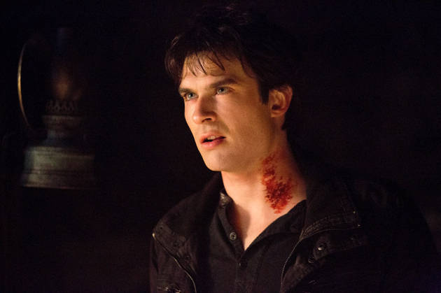 "Vampire Diaries Synopsis For Season 4, Episode 14: ""Down the Rabbit Hole"" — Treasure Island [UPDATE]"