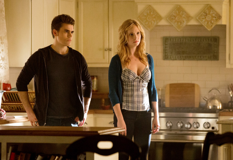 The Vampire Diaries Spoilers: Roundup For Season 4, Episode 15