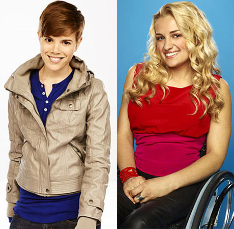 The Glee Project's Ali Stroker and Dani Shay Are In Love — and Kissing!
