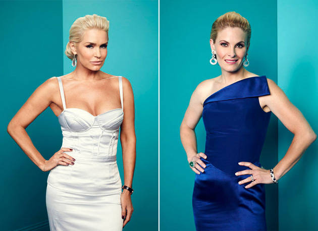 "Yolanda Foster Calls Out Marisa Zanuck Over ""Jealousy"" Issues on Twitter: Are the New Housewives Having Their First Fight?"
