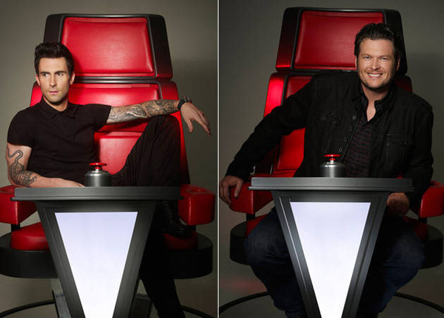 "Adam Levine Talks The Voice Season 4: ""I Need to Shut [Blake Shelton]'s Mouth"""