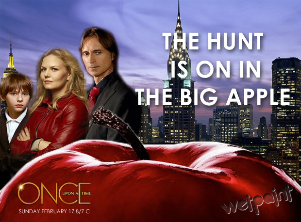 "Once Upon a Time Takes ""Manhattan"": The Search Is On! (PHOTO)"