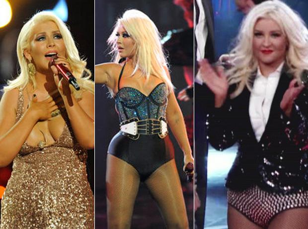 Christina Aguilera Reveals Shocking Details on Her Wardrobe