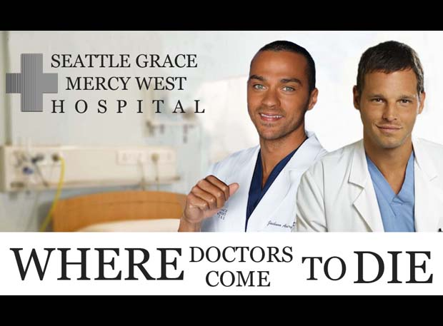 Jackson Avery vs. Alex Karev: Which Hottie Will Be the New Face of Seattle Grace? (PHOTO)