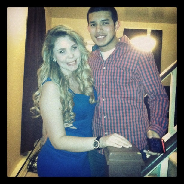 Kailyn Lowry and Javi Marroquin Reveal Gorgeous Wedding Bands! (PHOTO)