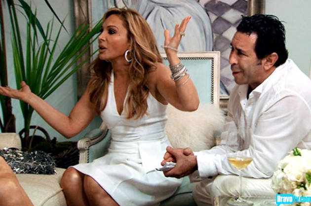 Real Housewives of Beverly Hills Poll: Is Adrienne Being a Hypocrite?