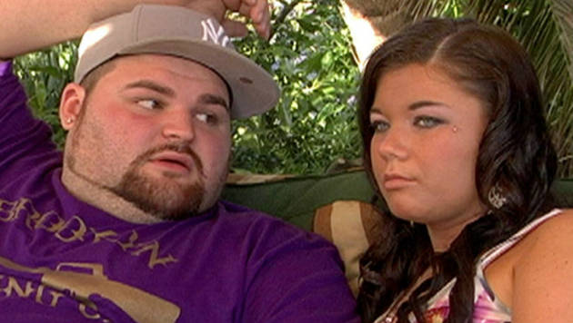 Gary Shirley Visiting Amber Portwood in Jail Today!