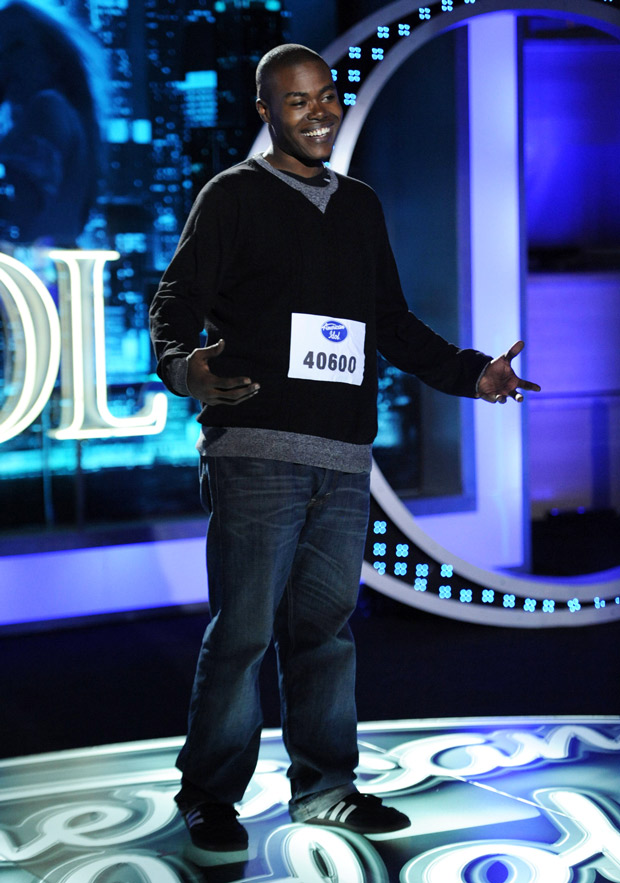 Frankie Ford Has an Emotional Elimination During American Idol 2013 Hollywood Week