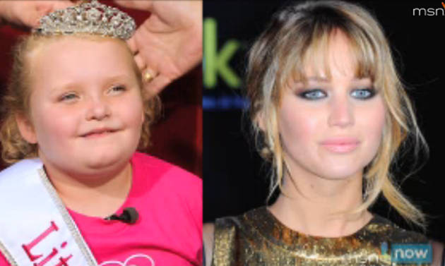 Can You Tell Honey Boo Boo and Jennifer Lawrence's Quotes Apart? (VIDEO)