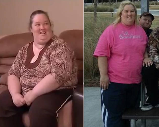 Honey Boo Boo's Mom June Shannon Lost 102 Pounds in Two Years: See Her Before and After