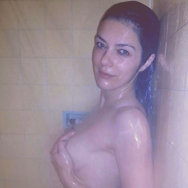 WHOA! Previous America's Next Top Model Winner Posts Scandalous Shower Pic (PHOTO)