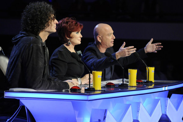 Which Pop Star Has Been Chosen As New America's Got Talent Judge?