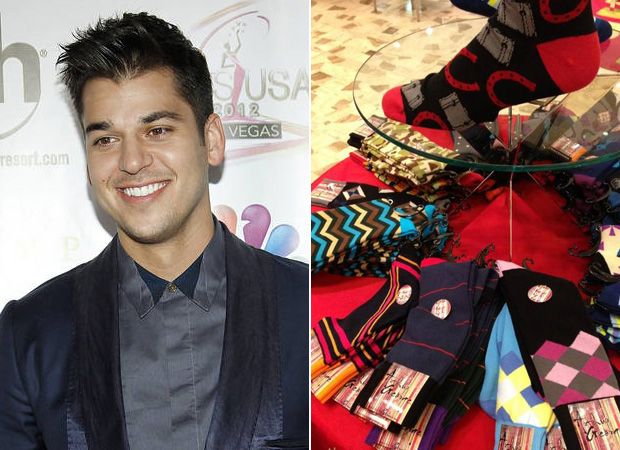 Rob Kardashian's Arthur George Socks: Online Store Is Up and Running