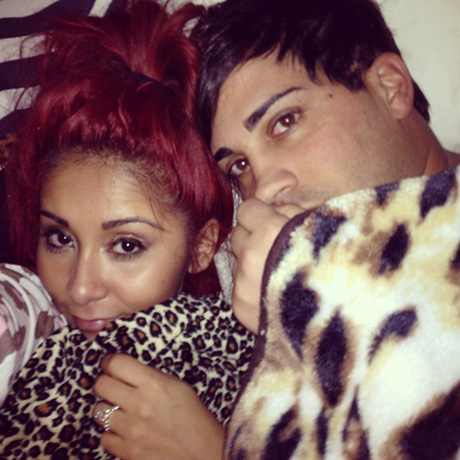 Snooki and Jionni Are Getting Matching Tattoos — Ink Alert!