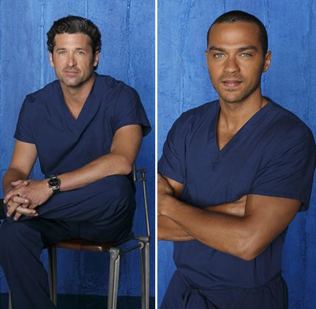 Hot Grey Anatomy Guys: Who's the Sexiest? You Tell Us!
