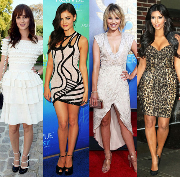 Which TV Actress Has the Best Style? (POLL)