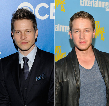 Josh Dallas and Matt Czuchry: Celebrity Lookalike Alert!