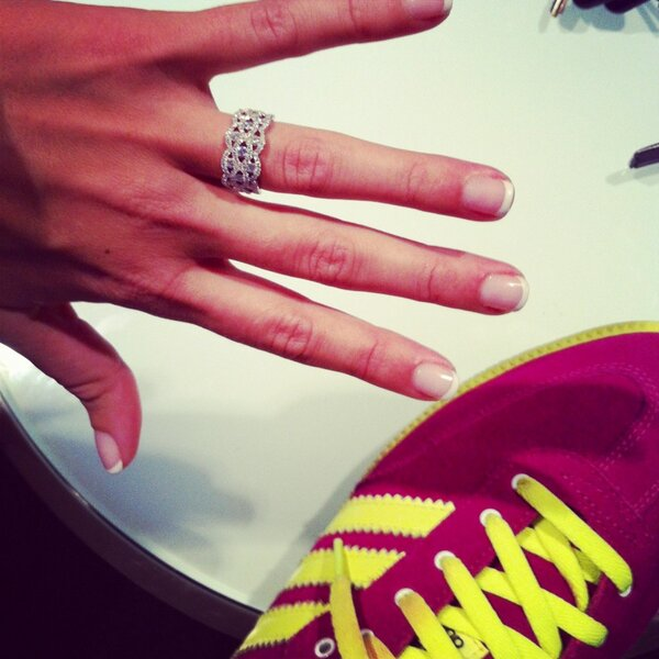 Which Reality TV Co-Stars Just Got Engaged? See Her Ring! (PHOTO)