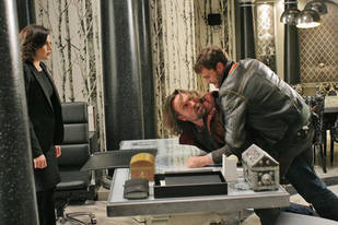 Once Upon a Time Spoilers: Sheriff Graham Back in Action! (PHOTO)