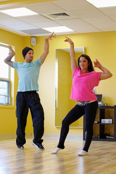 Dancing With the Stars 2013: Aly Raisman & Mark Ballas' Very British Rehearsal (VIDEO)